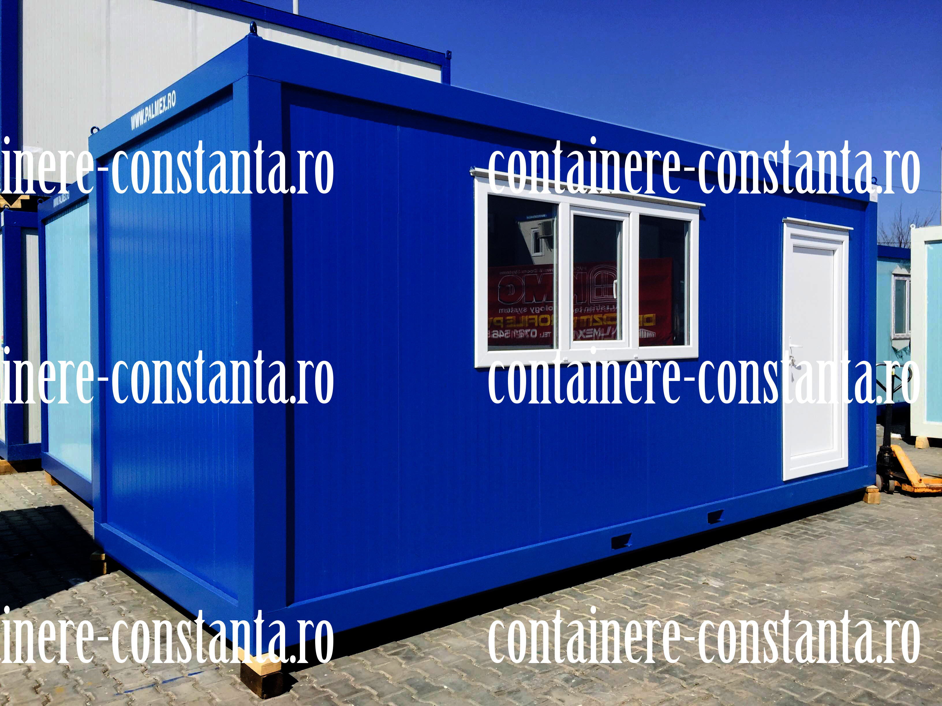 container modular second hand pret Constanta