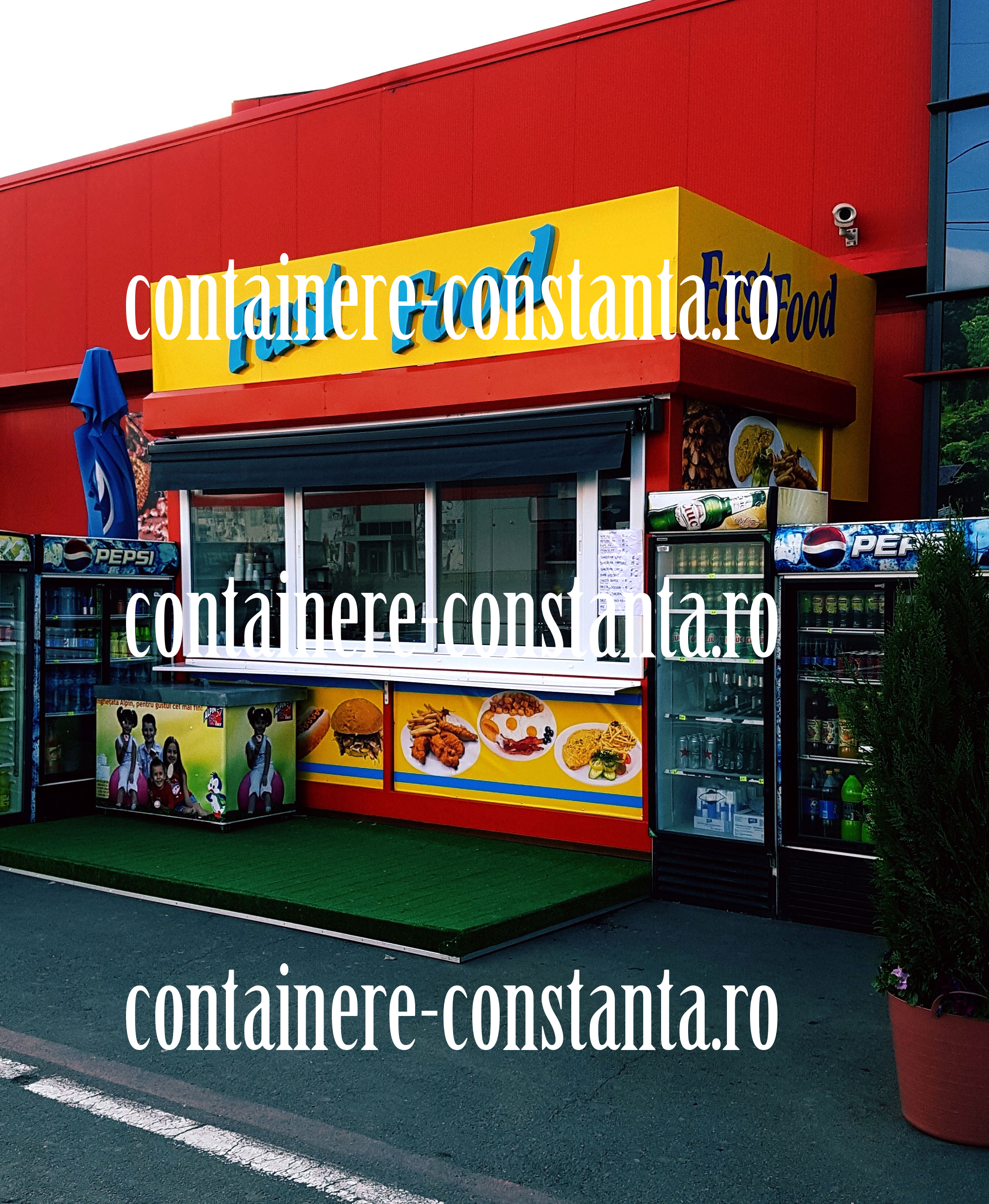 vand container second hand Constanta